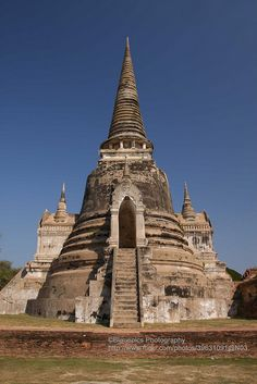 Ayutthaya, Wat Phra Si Sanphet