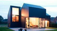 nieuwbouw ééngezinswoning - Architecten Groep III - fotografie © Marcel Van Coile
