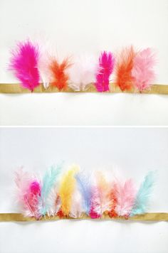 DIY: Feather Crown Babyccino Kids: Daily tips, Children's products, Craft ideas, Recipes & More