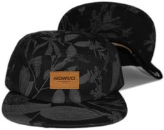 Akomplice - 'Magic Floral' Five Panel Hat $31.97