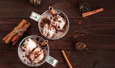 When the weather outside is frightful, these cocktails are so delightful. You can't pass up these Schnucks drink recipes! Christmas Cocktails, Mulled Wine, Beverages, Drinks, Wine Online, Baking Ingredients, White Christmas, Cookie Dough, Oatmeal