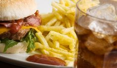 ... fats is fast food such as burgers, sandwiches and French fries