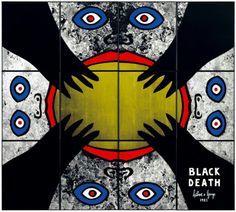 Black Death Gilbert & George, Black Death, Movies, Movie Posters, Art, Art Background, Films, Film Poster, Kunst