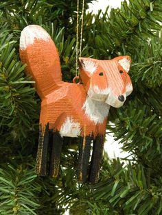 david_frykman_fox_ornament - Cute standing FOX. . .size larger for yard?