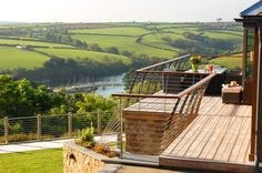 Coastal River House Luxury self-catering Cornwall, Luxury coastal self-catering Cornwall, St Just