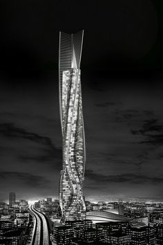 Turkey Mixed-Use Tower | Turkey | Study of function and form