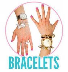 Stephanierichards.origamiowl.com  Origami owl Bracelets available!!  Order now!!