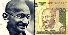 Ever Wondered Where Did This Gandhi's Photo On Currency Notes Come From?