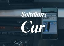 The ClickClix solutions may be used in your #car to easily fix all the things that you have in your car instead of putting everything in the boot or in the glove box. Fix them with ClickClix and #organize your car.