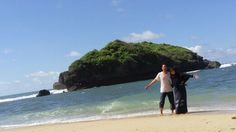 Sandranan Beach Yogyakarta