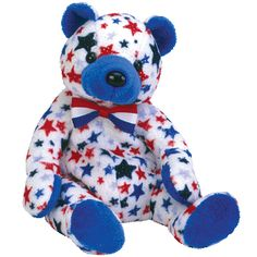 5c72ee4743e TY Beanie Babies Blue the Bear (Internet Exclusive)  5.95~ got this cutie  from