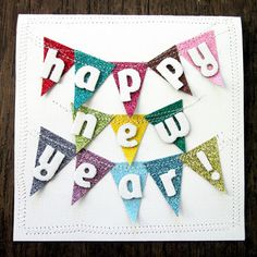 how to make the 194 best craft cards happy new year images on pinterest in 2018