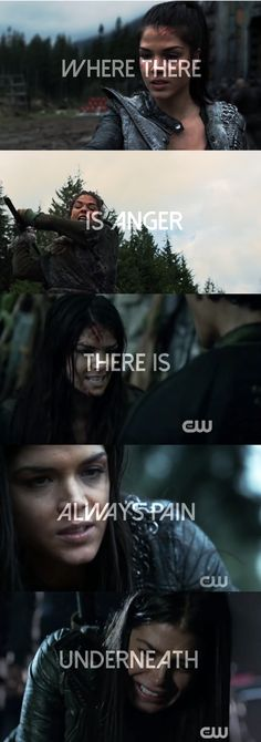 The 100 - Octavia Blake - Edit by Klaudia033mx