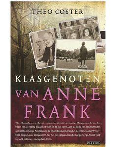 Enthousiast, intelligent en ambitieus waren ze, Anne Frank en haar klasgenoten. Theo Coster was een van hen. Vlak voor zijn tachtigste verjaardag hernieuwde hij het contact met vijf voormalige klasgenoten en zocht hen op. Aan de hand van herinneringen aan het toenmalige Amsterdam, de onderduikperiode en het doorgangskamp Westerbork bespreken de klasgenoten hoe het hun vergaan is, en hoe de oorlog én Anne Frank invloed hebben gehad op de rest van hun leven.