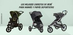 Los mejores carritos de bebe para padres deportistas 👶 cochecitosdebebe.net Baby Strollers, Children, Baby Buggy, Get Well Soon, Sports, Baby Prams, Young Children, Boys, Strollers