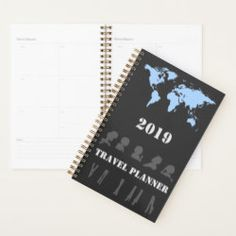 Keep track of those important tasks and events with a Travel planner from Zazzle. Start getting organized today! Travel Planner, Getting Organized, Travel Guide, Traveling, Woman, Black, Viajes, Trip Planner, Black People