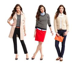 Banana Republic spring 2013