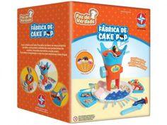 Fábrica de Cake Pop Faz de Verdade - Estrela com as melhores condições você encontra no Magazine Raimundogarcia. Confira!