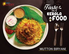 This Ramadan, feast like a king with our Kerala #MuttonBiryani served at banana leaf... ORDER ONLINE & GET 10% OFF Website - www.hotelsunny.in For reservation:2522-5616/3549  #hotelsunny #tasteofmumbai #offer #keralafood #tasteofkerala #mumbai #mymumbai #food #foodie #yum #yummy #orderonline #homedelivery #delivery #fooddelivery #mouthwatering #relish #bandra #dadar #kurla #bkc #lunch #foodporn #thali #Mutton #Biryani #ramadan2017 #ramadankareem #IFTAR