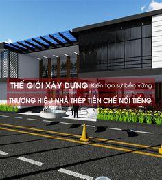 Công ty nhà thép tiền chế số 1 tại Việt Nam với hơn 12 năm kinh nghiệm trong lĩnh vực nhà thép tiền chế.