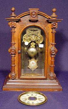 E.N. Welch patti clock - Google Search