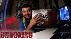 awesome XBOX One particular S - GEARS OF WAR 4 Limited Version | UNBOXING