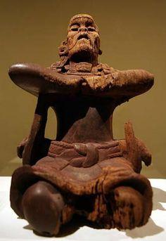 escultura maya jaguar - Buscar con Google