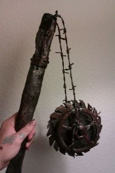 Weapons For The Zombie Apocalypse pics) Mad Max, Zombie Apocalypse Weapons, Armadura Cosplay, Arte Steampunk, Armas Ninja, Homemade Weapons, Apocalyptic Fashion, Survival Weapons, Weapon Concept Art