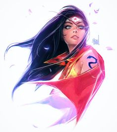 Wonder Woman- Ross Tran
