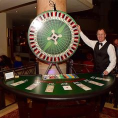 How about giving one of our Roulette style money wheels a spin? #roulette #blackjack #poker #dice #craps #wheeloffortune #event #corporate #party #celticmanor @thecelticmanor #fun #eventprofs #cardiff #instagood #instagram by eventscasino.  blackjack #poker #fun #craps #party #corporate #roulette #cardiff #dice #instagram #event #eventprofs #celticmanor #wheeloffortune #instagood