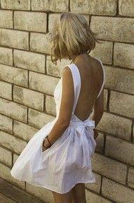 i love low backs