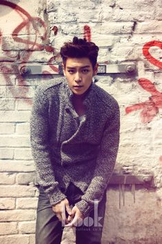 BIGBANGWORLD: [PHOTOS] T.O.P for 1st Look Magazine x Calvin Klein in HQ! (111102)