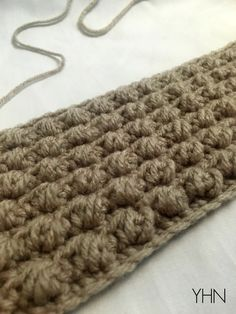 Crochet Pebble Stitch with FREE Pattern! – Yarn|Hook|Needles | Yarn|Hook|Needles