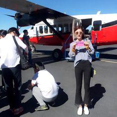 Instagram의 지혜 서님: #daily #selfie #selca #셀카 #셀스타그램 #미국 #애리조나주 #arizona #그랜드캐년 #grandcanyon #사우스림 #경비행기 #티켓샷 #미국서부 #여행 #여행스타그램 그랜드캐년 절경보러 경