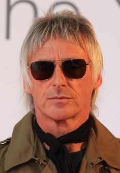 """PAUL """"The Modfather"""" WELLER of THE JAM/ THE STYLE COUNCIL"""