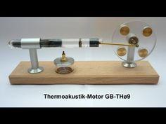 Thermoakustik-Maschine GB-TH10