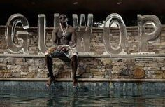 Gucci Mane and Young Thug celebrate on 'Guwop Home'
