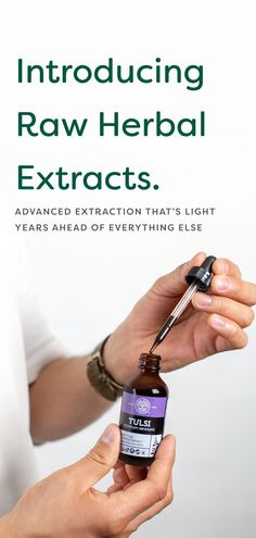 After 10 years of research and development in combining ancient alchemical principles with modern technology, we've revolutionized botanical extraction. With our groundbreaking Raw Herbal Extract technology, we've created the best liquid extractions on the market.  #organicsupplements #vegansupplements #gmofree Organic Supplements, Herbal Extracts, Revolutionaries, 10 Years, Natural Health, Healthy Life, Herbalism, Essential Oils, Healing