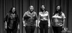 """Quarteto Feminino Flor Essência faz show """"De Volta aos Anos 80"""" hoje no Teatro SESI, às 20h. A entrada é franca. Saiba mais informações no site Arroz de Fyesta."""