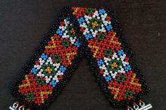 Carpathian bracelet by ArtFromKryg on Etsy