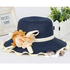 2015 venda quente senhoras crushable promocional dobrável chapéu de palha-imagem-Chapéus de palha-ID do produto:60080216449-portuguese.alibaba.com