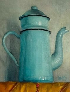 Sarah Meredith French Coffee Pot 2013