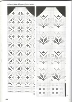 image host Knitting Charts, Knitting Stitches, Hand Knitting, Knitting Patterns, Crochet Patterns, Knitted Mittens Pattern, Knit Mittens, Chain Stitch, Cross Stitch