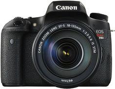 Canon T6s chega no Brasil