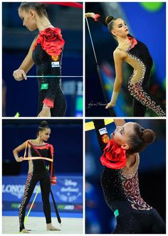 Dina Averina (Russia), ribbon 2017