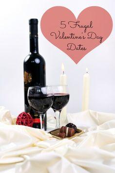 5 Frugal Valentine's Day Dates