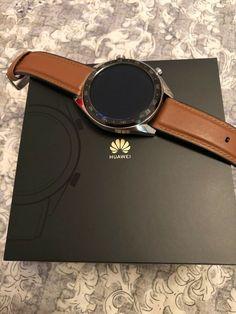 En Parfait État Comme Neuve Parfait, Bracelets Bleus, Huawei Watch, Smartwatch, Watches, Classic, Heart Rate, Smart Watch, Objects