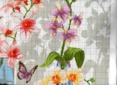 Gallery.ru / Фото #1 - dipingi a punto croce (mani di fata) - sqrrl