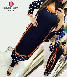 Kurri Punjabi Salwar Suits, Patiala, Indian Designer Wear, Designer Punjabi Suits, Salwar Designs, Blouse Designs, Dress Designs, Shrug For Dresses, Long Dresses