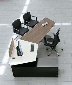 T-FRONT | OFFICE - Designer Individual desks from Bene ✓ all information ✓ high-resolution images ✓ CADs ✓ catalogues ✓ contact information ✓..